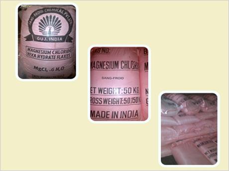 Magnesium Chloride Granules